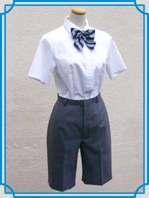 旭高等学校 制服