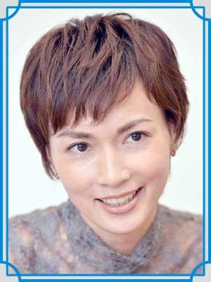 長谷川京子 髪型 ショートカット