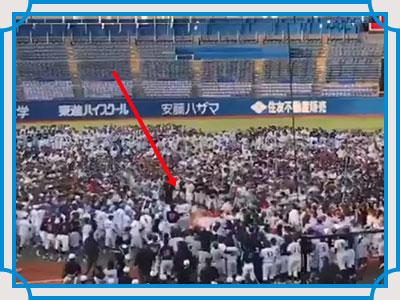 稲村亜美 始球式 2018