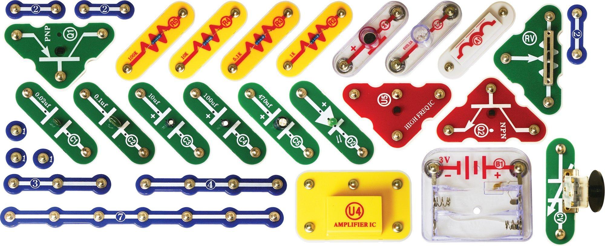 Snap Circuits Jr Instruction Manual