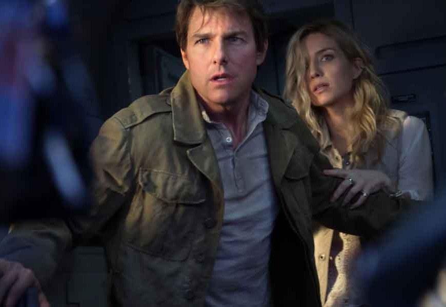 Tom Cruise protagoniza la nueva película de 'La momia'
