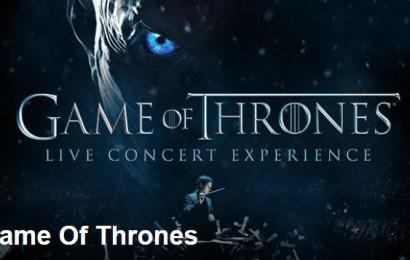 El concierto «Juego de Tronos: Live Concert Experience» en Barcelona y Madrid