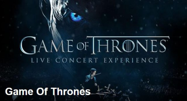 Game of Throne - LiveNation