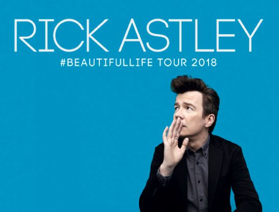 Rick Astley - LiveNation