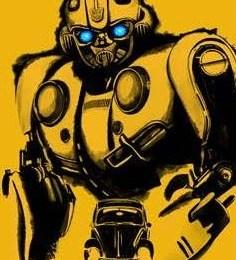Bumblebee la nueva película de la saga de Transformers en la Comic-Con de San Diego
