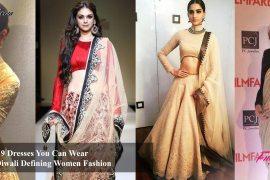 9 Dresses You Can Wear This Diwali Defining Women Fashion