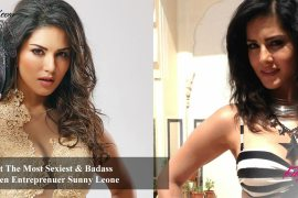 Most Sexiest Badass Women Entrepreneur Sunny Leone