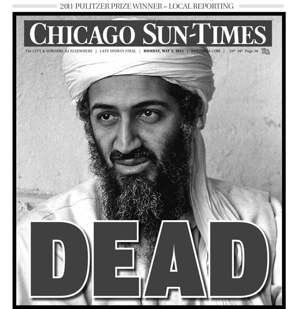 The Serpent of Terror - Osama Bin Laden