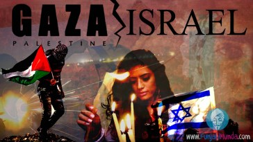 The Story Of GAZA Israeli Palestinian conflict