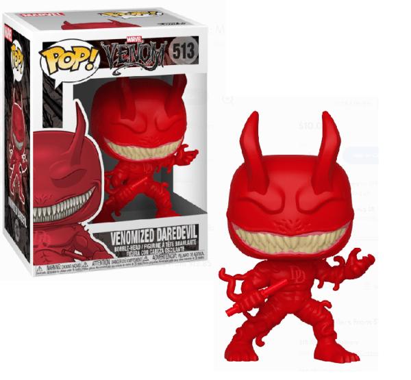 Funko Pop Marvel Venom Daredevil