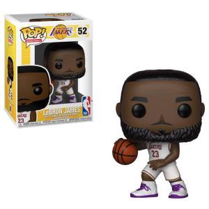 Funko Pop Deportes NBA Lebron James 52 Lakers