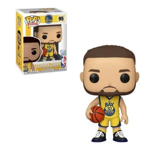 Funko Pop NBA Stephen Curry 95