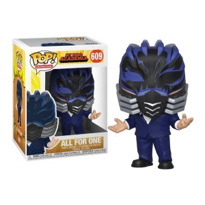 funko pop animation my hero academia all for one