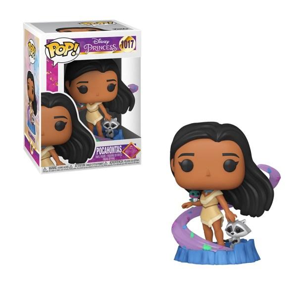 funko pop disney ultimate princess pocahontas 1017