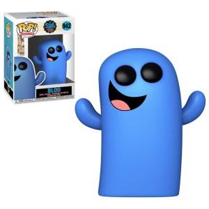funko pop animation mansion foster blue