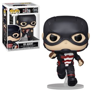 funko pop marvel the falcon and the winter soldier us agent