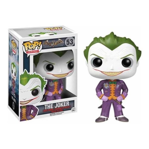 funko pop dc batman arkham asylum the joker 53