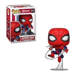 funko pop marvel disney parks spiderman 617