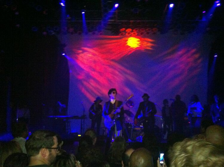 Audio: Prince Chicago House of Blues Afterparty - 9/26/2012