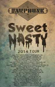 earphunk-sweet-nasty-tour-poster