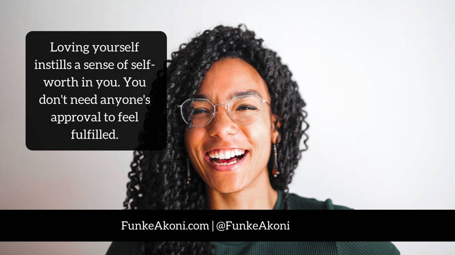 Beyond Valentine's Day: Learn to love yourself