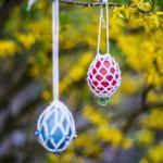 DIY Anleitung – Behäkelte Ostereier
