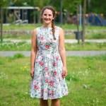 Genäht – Ein Traum von einem Sommerkleid