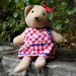 Teddybär Sew Along – Es geht los