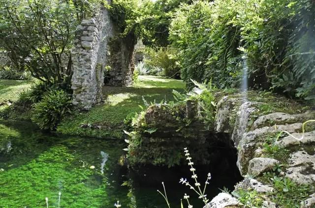 Gärten von Ninfa / Italien - der schönste Ort der Welt
