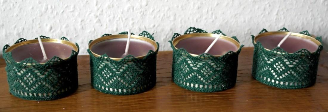 DIY - Upcycling Kerzen aus Kerzenresten