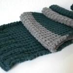 Gestrickt – Mein erster Schal