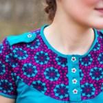Genäht – Shirt Marla von Kreativlabor Berlin