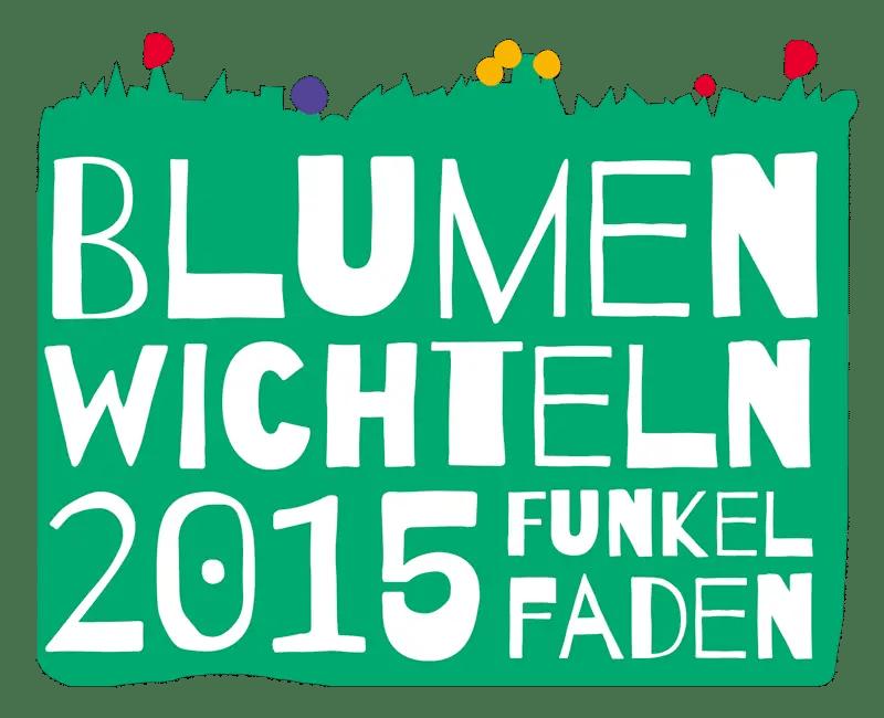 Blumenwichteln 2015 Logo