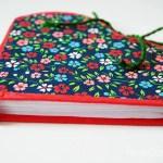 DIY – Buch in Herzform + Giveaway