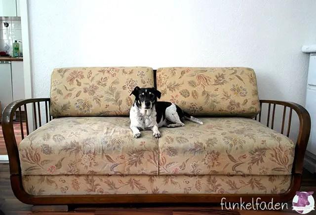 sofa neu beziehen daybed anleitung