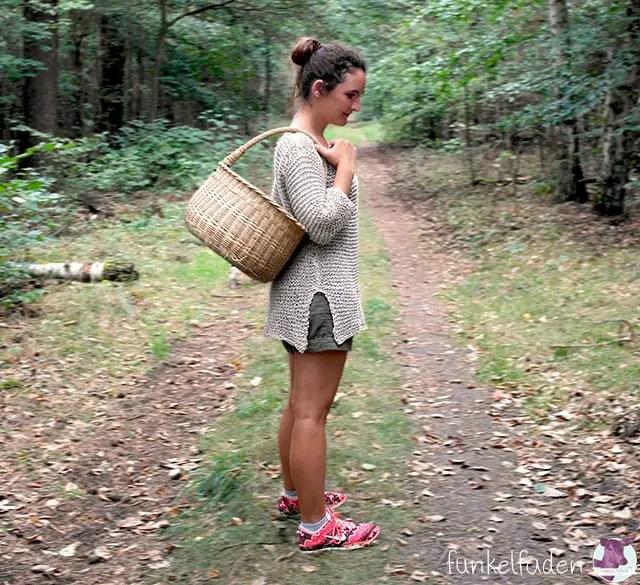 Stricken für Anfänger - Ein Pullover