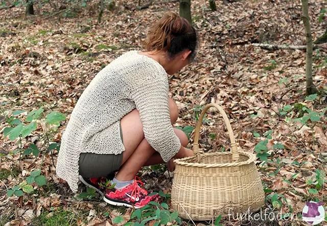 Einfacher Pullover für Anfänger stricken