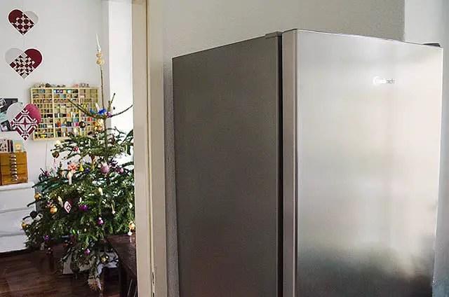 Bauknecht Kühlschrank KGSF 18 A3 + IN