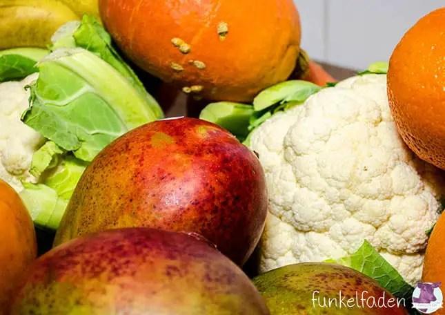Obst vom Markt am Maybachufer