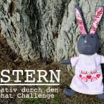 Kreativ durch den Monat Challenge im März