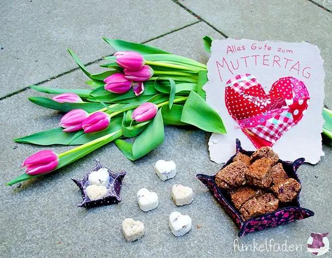 Geschenkideen zum Selbermachen für den Muttertag