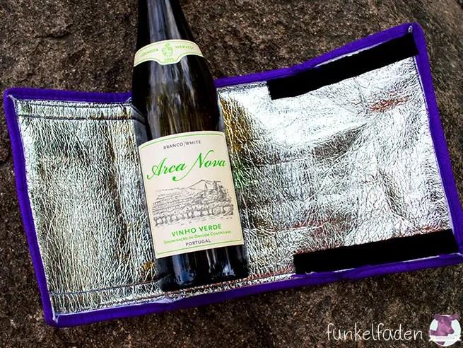 Weinkühler selber machen mit Vinho Verde