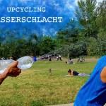 Upcycling – Wasserschlacht mit Spritzflaschen