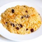 Rezept – Afghanischer Reis