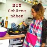 Schnelle Nähprojekte – Küchenschürze