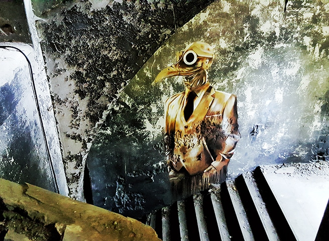 Beelitz Heilstätten Brandenburg bei Berlin - Ruinen Fototour