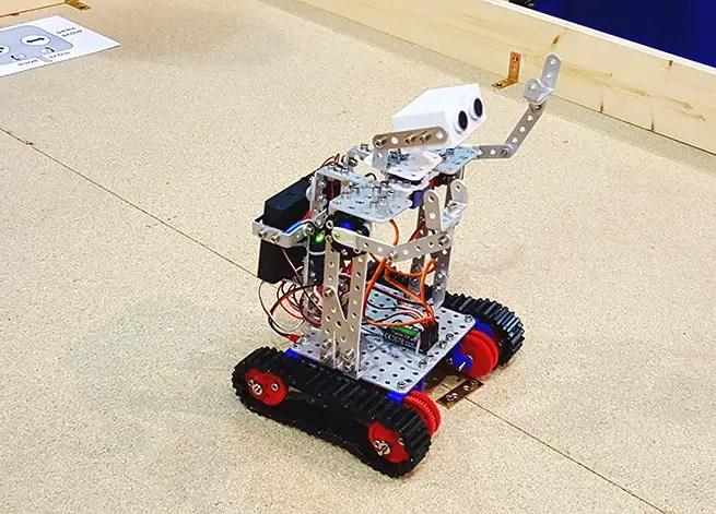 Roboter Maker Faire Berlin 2016