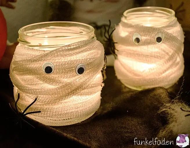 DIY - Dekoration Ideen für Halloween