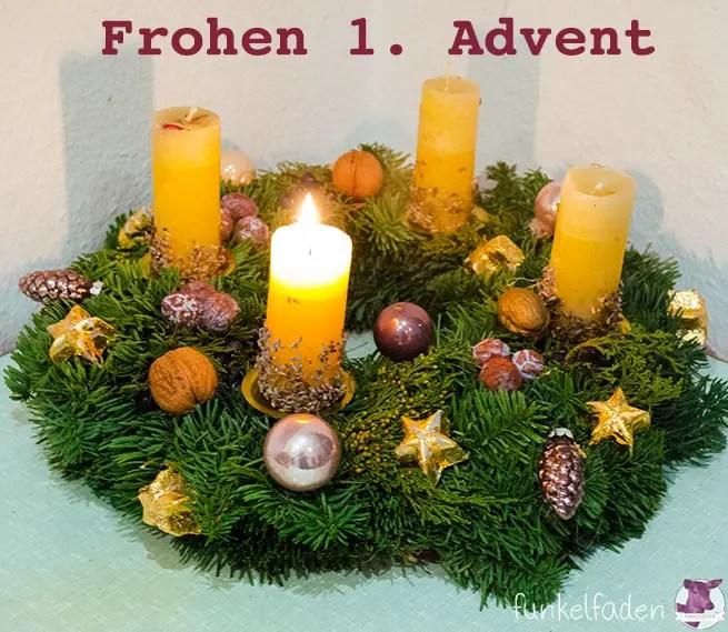 Adventskranz Kaufen frohen 1 advent verschiedenes advenskranz basteln kerzen giessen