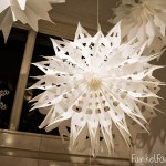 DIY – Sterne aus Papiertüten basteln